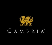 Cambria solid surfaces for home design