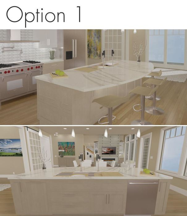 Island Option 1 w-txt